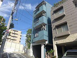 柿の木坂アサヒハイツ[3階]の外観