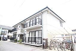 広島県廿日市市串戸4丁目の賃貸アパートの外観