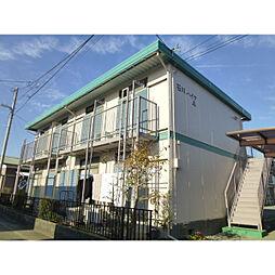 石川ハイツA[2階]の外観