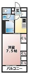 千葉県習志野市奏の杜3丁目の賃貸マンションの間取り