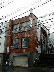 東札幌ハイツB[2階]の外観