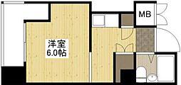 第7片山ビル[7階]の間取り