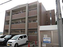 大阪府和泉市伯太町4丁目の賃貸マンションの外観