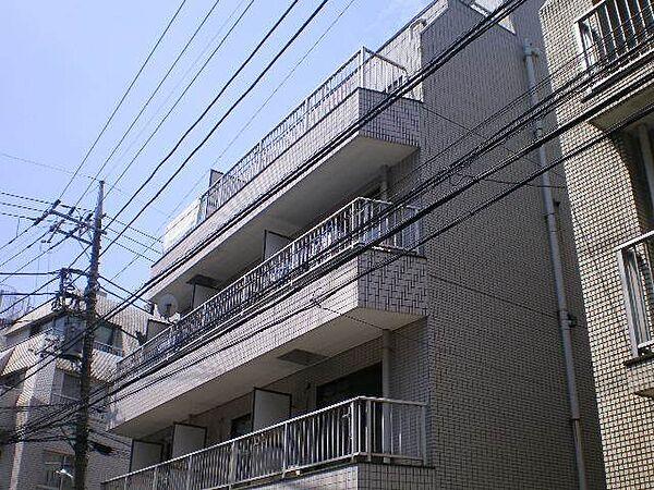 メゾンツカサ 2階の賃貸【東京都 / 大田区】