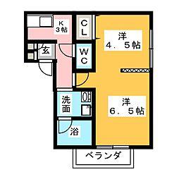 Labo A[1階]の間取り