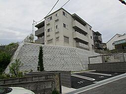 大阪府高槻市古曽部町5丁目の賃貸アパートの外観