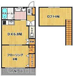 FLAPHOUSE フラップハウス[2階]の間取り