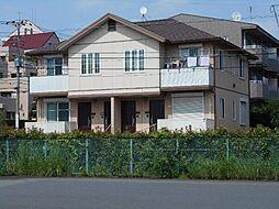 神奈川県横浜市都筑区加賀原1丁目の賃貸アパートの外観