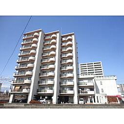 長野県松本市大手1丁目の賃貸マンションの外観
