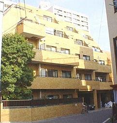 東京都文京区大塚6の賃貸マンションの外観
