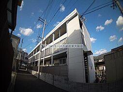 大阪府東大阪市中石切町3丁目の賃貸アパートの外観