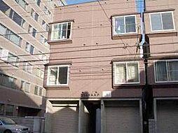 フラットA・アパート[1階]の外観