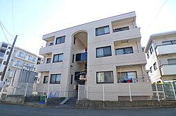 埼玉県富士見市針ケ谷1丁目の賃貸マンションの外観