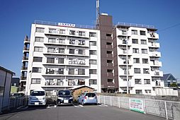 黒川第二マンション[4階]の外観