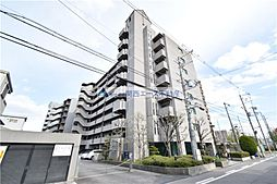 大阪府大阪市生野区巽南3丁目の賃貸マンションの外観