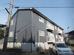 旭ヶ丘コーポ[1階]の外観