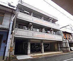 京都府京都市上京区榎町の賃貸マンションの外観