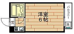 LeA・LeA九条52番館[3階]の間取り