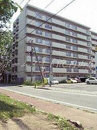 北海道札幌市中央区北三条西16丁目の賃貸マンションの外観