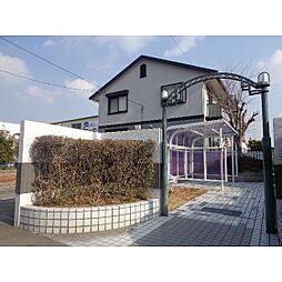静岡県浜松市中区上島3丁目の賃貸アパートの外観