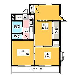 SEIYA2[2階]の間取り