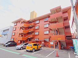 広島県安芸郡海田町西浜の賃貸マンションの外観
