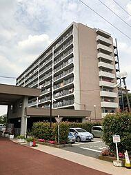 草加松原ハイツB棟[9階]の外観