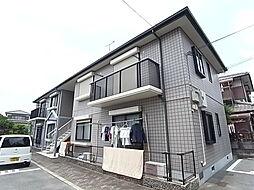 兵庫県姫路市青山6丁目の賃貸アパートの外観