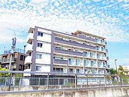 東京都練馬区富士見台3丁目の賃貸マンションの外観