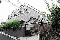 東京都練馬区南大泉4丁目の賃貸マンションの外観