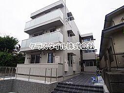 パーシモンIII[2階]の外観