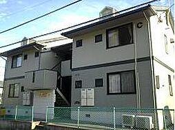 アンブレラトミナガ C[1階]の外観