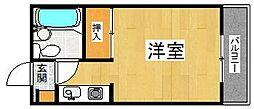 アチーブメントK[2階]の間取り