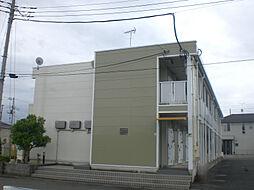 レオパレス植木[109号室]の外観