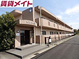 三重県四日市市小古曽3丁目の賃貸マンションの外観