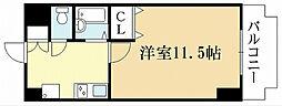 MSKビル[3階]の間取り