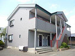 アイビーコート弐番館[2階]の外観