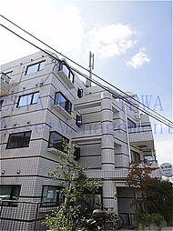 東京都世田谷区玉堤2丁目の賃貸マンションの外観