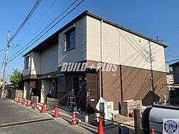 JR姫新線 播磨高岡駅 徒歩23分の賃貸アパート