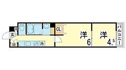月見山駅 6.9万円