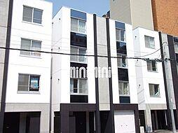 Jentile43(ジェンティーレ)[2階]の外観