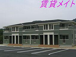 三重県伊勢市旭町の賃貸アパートの外観