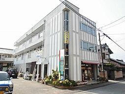 滋賀県大津市和邇今宿の賃貸マンションの外観