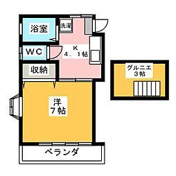 入曽駅 3.7万円
