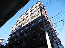 ウエムラグレース田辺駅前[4階]の外観