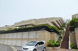 福岡県北九州市小倉南区企救丘6丁目の賃貸マンションの外観