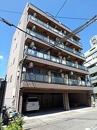 大阪府大阪市阿倍野区美章園1の賃貸マンションの外観