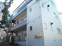 東京都板橋区加賀1丁目の賃貸マンションの外観