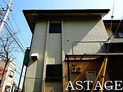 東京都杉並区和泉3丁目の賃貸アパートの外観