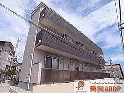 ティーズハイツ津田沼[3階]の外観